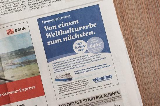 Werbeagentur Lübeck Kampagne