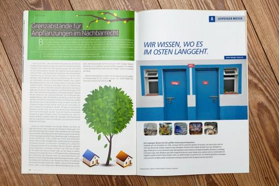 Postkarte Luebeck Kampagne Anzeigen