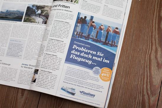 Lübeck Kampagne Anzeigen Plakate