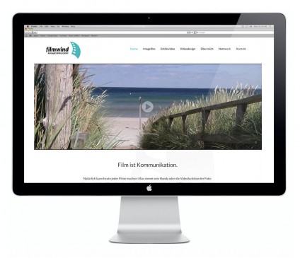 Film Webdesign Lübeck