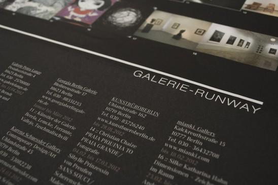 Grafikdesigner Magazine Broschüren Luebeck Folder