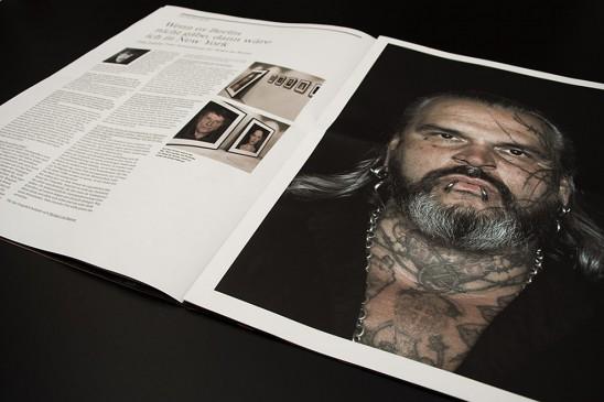 Designer Magazine Broschüren Luebeck