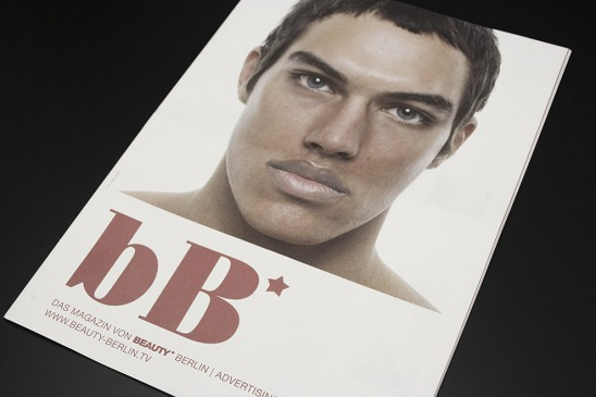 Magazine Broschüren Luebeck Folder