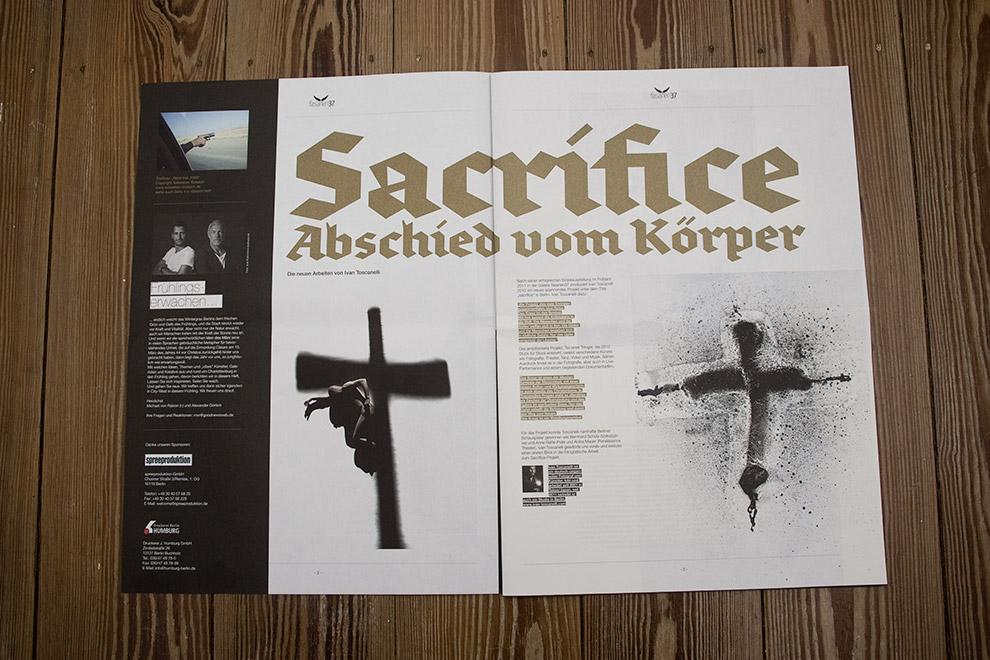 Zeitschriften-Design