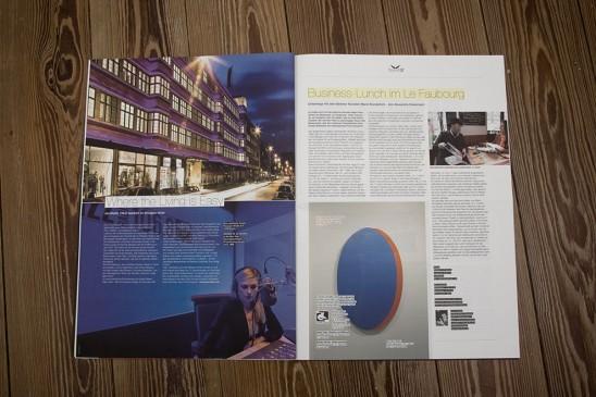 Designer Editorial Magazindesign