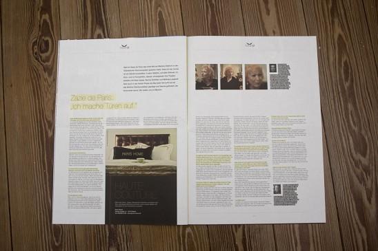 Grafiker Editorial Lübeck Magazine