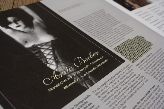 Editorial Lübeck Magazindesigner