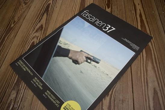 Editorial Lübeck Magazindesign