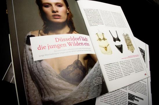 Kundenmagazin Lübeck Broschüre