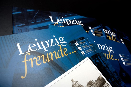 Leipzig Kundenmagazine Lübeck