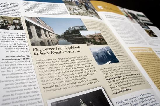 Leipzig Kundenmagazin Lübeck