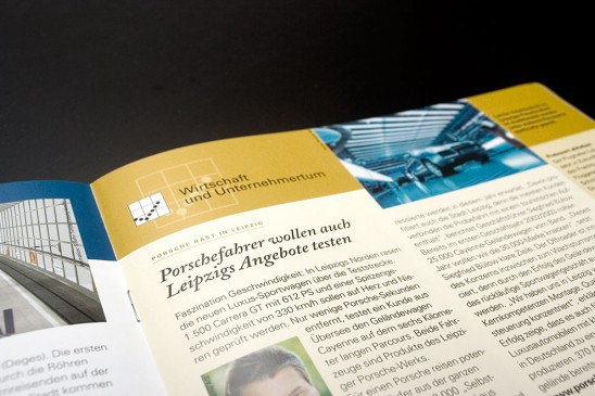 Leipzig Kundenmagazine Lübecker