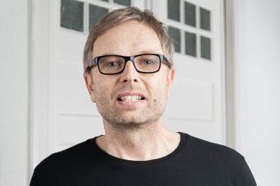 Martin Hennig, diplomierter freiberuflicher Grafikdesigner und Webdesigner in Lübeck